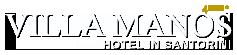 Ξενοδοχείο Villa Manos στην Σαντορίνη